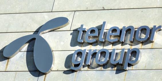 Image: Avtale om sammenslåing: Telenor med i ny mobilgigant i Malaysia