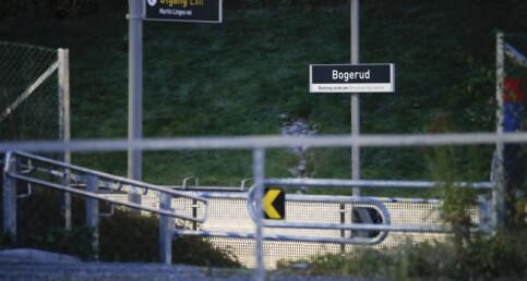 Image: T-banestans etter alvorlig ulykke i Oslo
