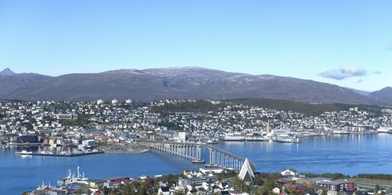 Image: Tromsø: Kaldeste temperatur på 100 år!