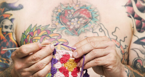 Image: Svensk forsker med varsku om tatoveringsblekk