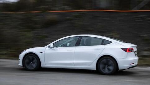 Image: Tesla med rekordoverskudd