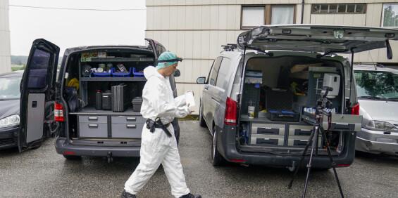 Image: Mistenkelig dødsfall i Fredrikstad