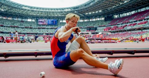 Image: Guttormsen ute av OL med lårskade: – Det suger