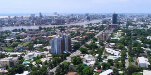 Image: En av Afrikas største byer kan bli ubeboelig