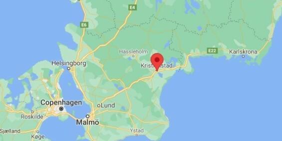 Image: Tre personer funnet skutt i Kristianstad