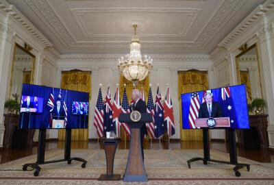 Image: Australia inngår forsvarspartnerskap med USA og Storbritannia – bygger atomubåter