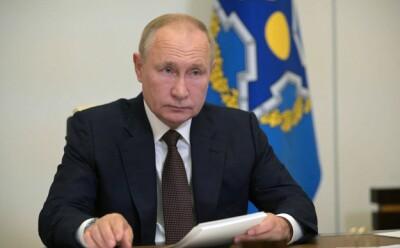 Image: Stort smitteutbrudd i Putins innerste sirkel