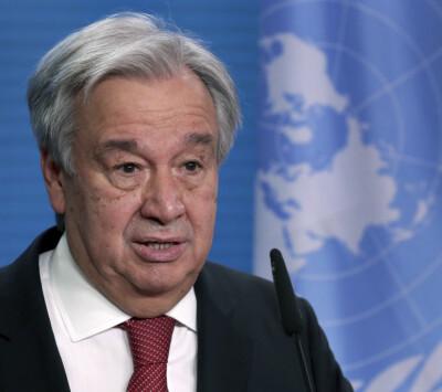 Image: FN: Pandemien har ikke bremset den globale oppvarmingen