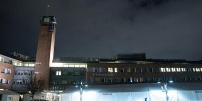 Image: 107 coronasmittede pasienter innlagt på sykehus – ti flere enn dagen før