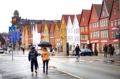 Image: Bergen går over til nasjonale tiltak