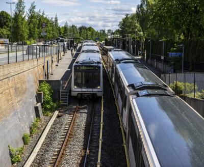 Image: Sju-åtte ran og ransforsøk i Oslo i helgen