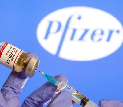 Image: Pfizer: Vaksinen trygg for 5-11-åringer