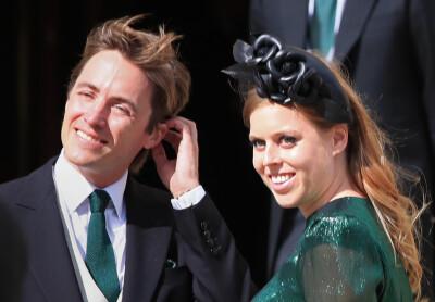 Image: Prinsesse Beatrice har fått en datter