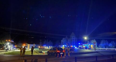Image: Trafikkdirigent døde etter påkjørsel i Ål