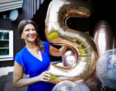 Image: Märtha Louise fyller 50: Har arvet effektiviteten til mamma og humoren til pappa