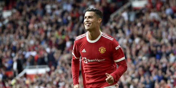 Image: Ronaldo forbi Messi på rikingliste