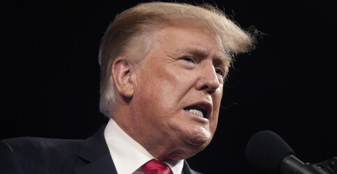 Image: Trump saksøker niese og New York Times i skattesak