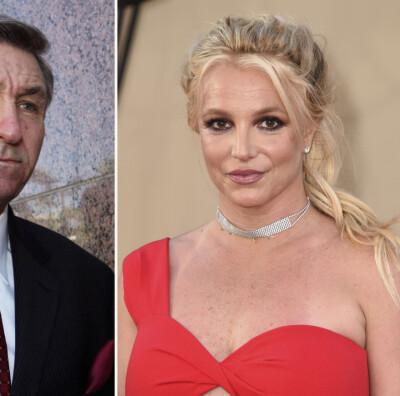 Image: Britney Spears vil ha faren fjernet som verge umiddelbart