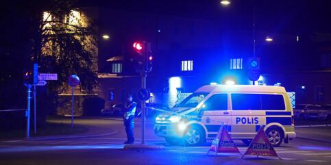 Image: Svensk kvinne (49) varetektsfengsles for grove krigsforbrytelser