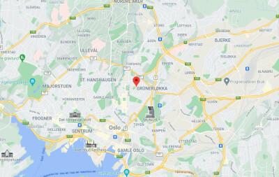 Image: - Drosjesjåfør utsatt for vold og fraranet bil i Oslo