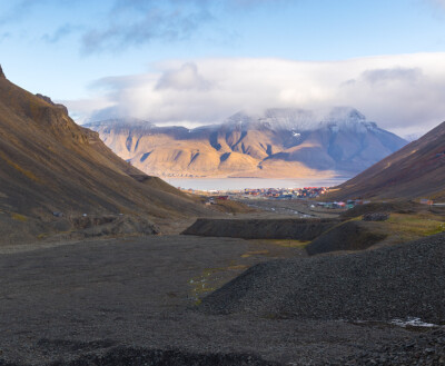 Image: Granat fra krigen funnet på Svalbard