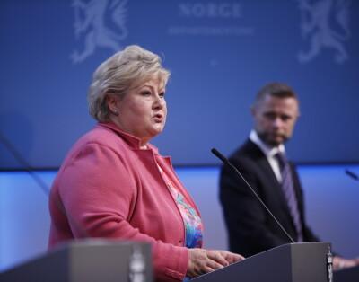 Image: Gjenåpning i Norge fra og med lørdag