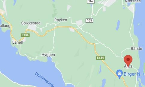 Image: Person død etter knivstikking i Asker
