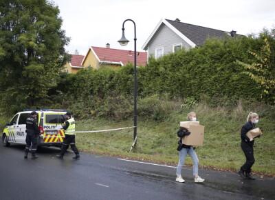 Image: Mann siktet for drap i Asker – ennå ikke pågrepet