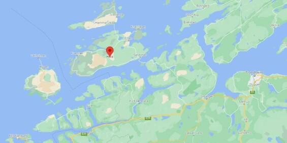 Image: To til sykehus etter båtulykke på Hitra