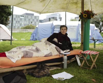 Image: Tyske klimaaktivister har avsluttet sultestreik