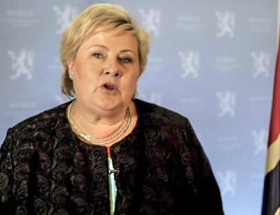 Image: Norske forhandlere beklager Solbergs Venezuela-kritikk