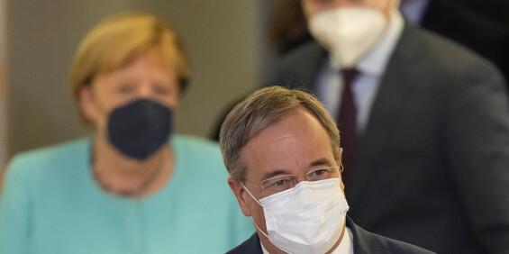 Image: Krevende regjeringsforhandlinger i vente i Tyskland