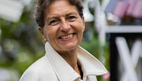 Image: Marianne Amundsen (57) drept på NAV-kontoret i Bergen