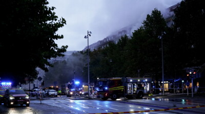 Image: Sveriges Radio: Opptil 25 brakt til sykehus etter eksplosjon i boligbygg i Göteborg