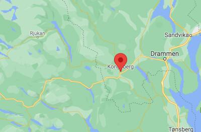 Image: Person pågrepet etter «alvorlig hendelse» i Kongsberg, opplyser politiet