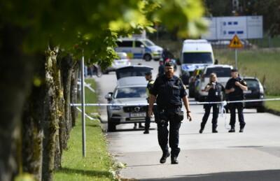 Image: Svensk 15-åring tiltalt for drapsforsøk – var inspirert av skolemassakrer