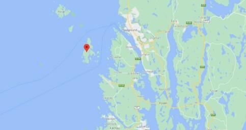 Image: Båtforlis ved Karmøy: En person omkom