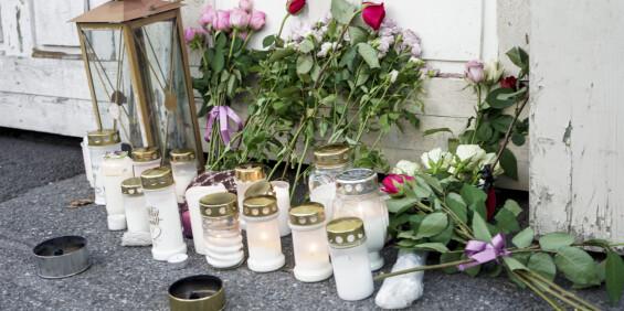 Image: Navnene på de drepte på Kongsberg offentliggjort av politiet