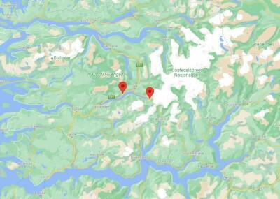 Image: Politiet etterforsker dødsfall i Årdal: – Fremstår som en ulykke
