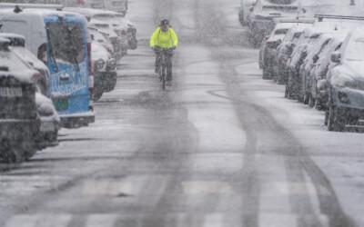 Image: Snø og kalde dager i vente
