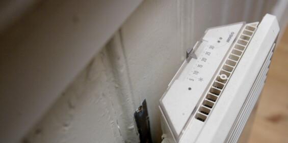 Image: Rekordhøye strømpriser i Sør-Norge