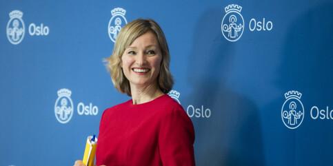 Image: Inga Marte Thorkildsen (SV) trer ut av byrådet i Oslo: – Skal ta en timeout