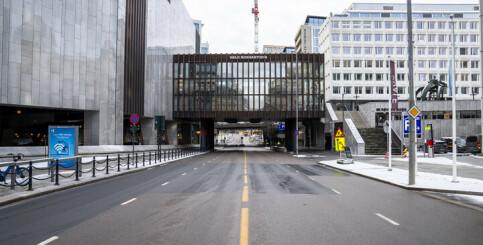 Image: Etterlyst mann pågrepet etter Oslo-skyting