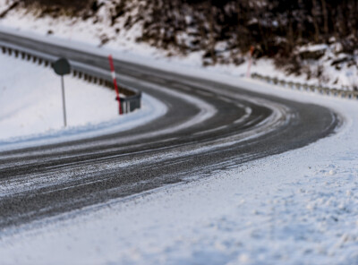 Image: Nå kommer snøen her også