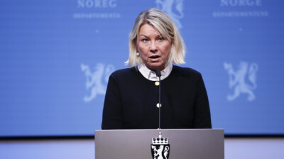 Image: Monica Mæland avslører ny jobb