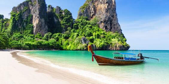 Image: Thailand åpner for turisme fra Norge og 45 andre land