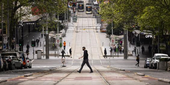 Image: Melbourne gjenåpnet etter langvarig nedstenging