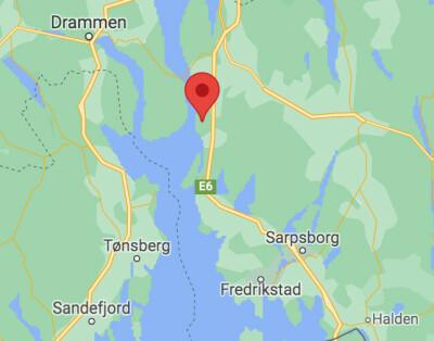 Image: Ransforsøk mot bingolokale i Vestby