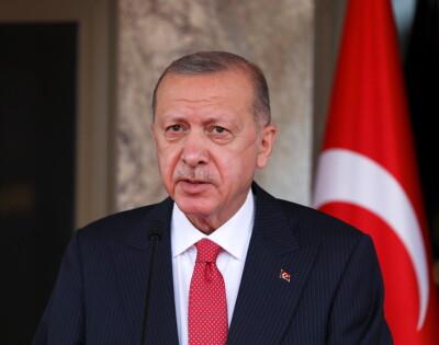 Image: Erdogan: Ambassadørene fra Norge og ni andre land blir erklært uønsket i Tyrkia