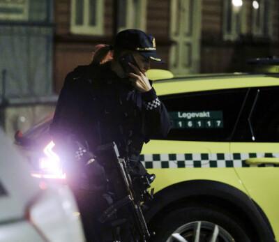 Image: To personer knivstukket i Trondheim– politiet undersøker sammenheng